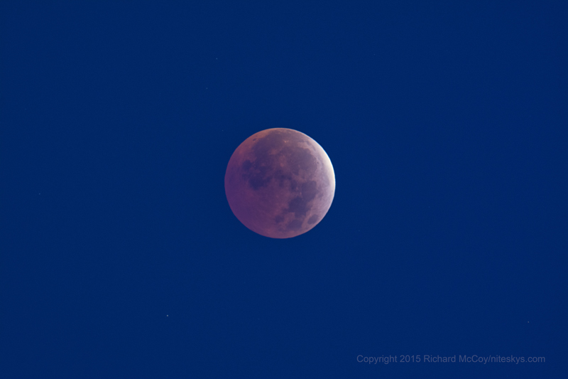 Lunar Eclipse - April 04, 2015