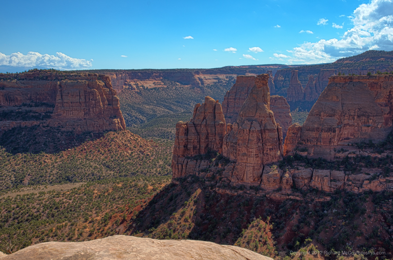 Colorado National Monument - Canyon Rim Trail