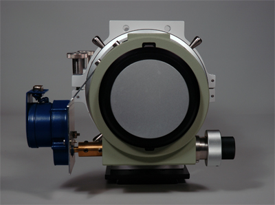 Back view of a RoboFocus attached to a FSQ106ED.