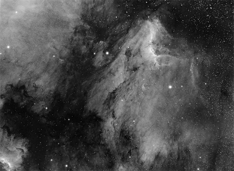 IC5067 - Pelican Nebula in Cygnus