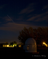 Click to see this image of the International Space Station.
