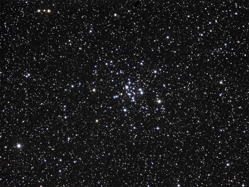 M34 Open Cluster