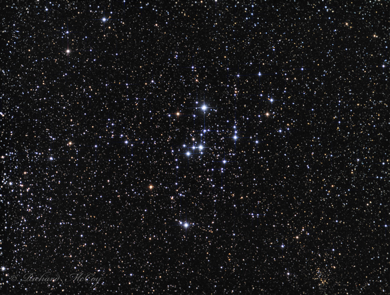 M47 Open Cluster