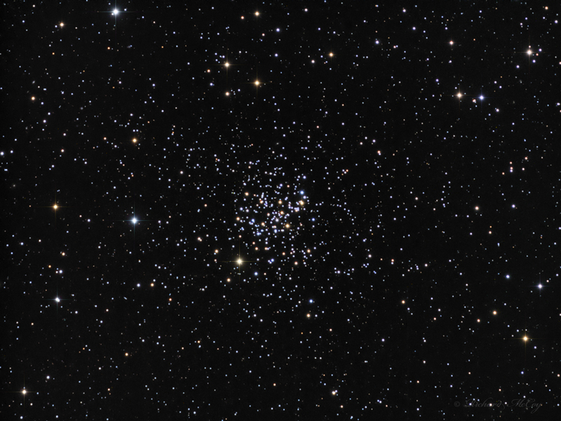 M67 - Open Cluster in Cancer