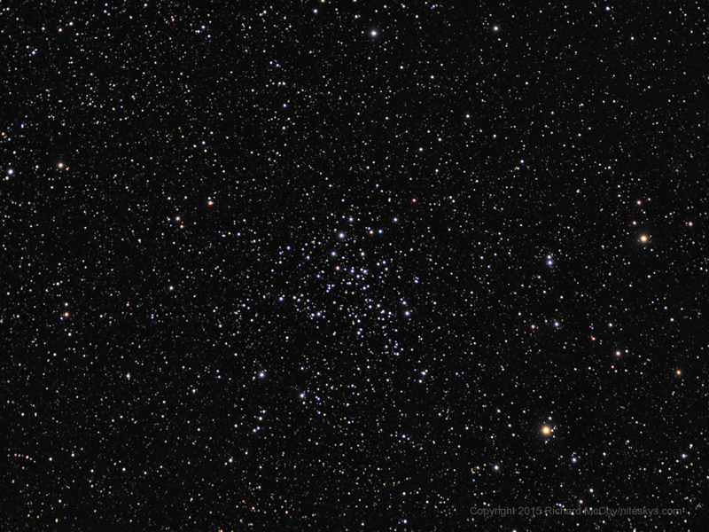 NGC1528 Open Cluster