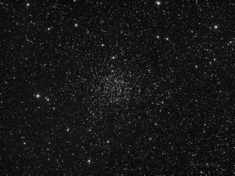 NGC7789 Open Cluster